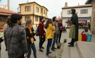 """Odunpazarı Belediye'sinden """"kent oyunu"""""""