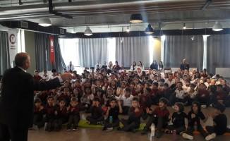 Öğrencilere atık yönetimi ve çevre eğitimi