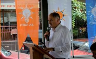 Öztürk'ten TMO ve İmar Barışı açıklaması