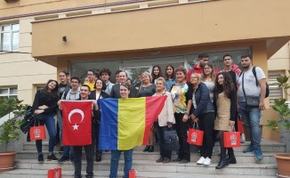 Romanya'dan Balıkesir'e misafirler geldi