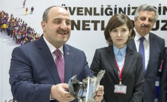 """Sanayi ve Teknoloji Bakanı Varank, """"Ürün Güvenliği Haftası"""" programına katıldı"""