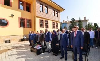 Şehit Cüneyt Bankur'un ismi verilen okulun açılışı yapıldı