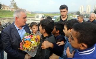 Şehit Eren Bülbül Parkı Eyüpsultan'da açıldı