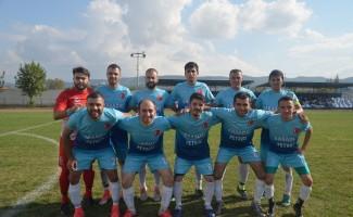 Selendi Belediyespor Demircispor'u 1-0 yendi