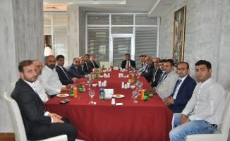 Şırnak'ta İmam Hatip Okulları Platformu Koordinasyon toplantısı yapıldı