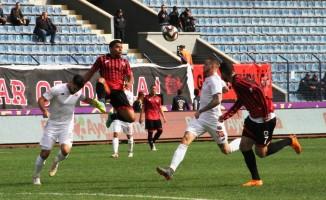 Spor Toto 1. Lig: Geneçlerbirliği: 0 - Adanaspor: 0