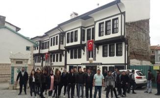 Şuhut Meslek Yüksekokulu öğrencileri için kültür gezisi