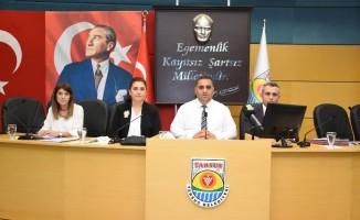 Tarsus Belediye bütçesi 244 milyon 101 lira