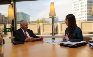 TBMM Başkanı Yıldırım, Parlamentolararası Birlik Başkanı ile görüştü
