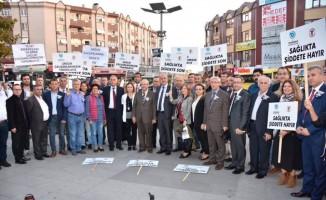 Tekirdağ Büyükşehir Belediyesinden sağlık çalışanlarına destek