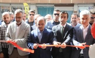 Terörden sonra huzurun geldiği Cizre'de görkemli açılış
