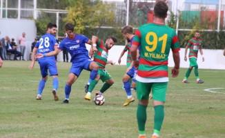 TFF 2. Lig: Amed Sportif Faaliyetler: 1 - Gümüşhanespor: 4