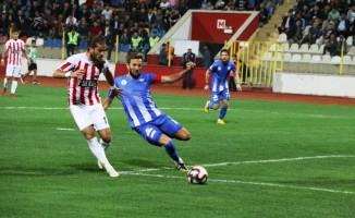 TFF 2. Lig: Kahramanmaraşspor: 1 - Tuzlaspor: 0