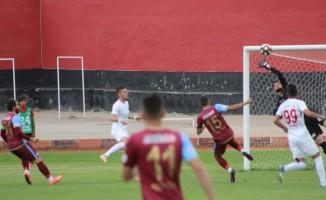 TFF 3. Lig: Van Büyükşehir Belediyespor: 0 - Ofspor: 0