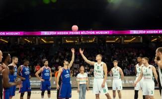 THY Euroleague: Anadolu Efes: 79 - Zalgiris Kaunas: 93