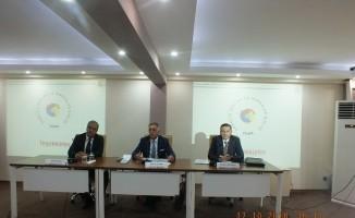 TSO'da sigorta sektörel toplantısı düzenlendi