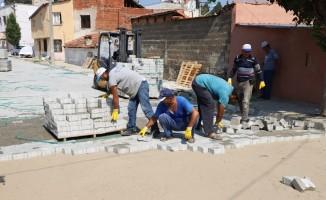 Turgutlu'da 5 mahallenin sokakları da sil baştan yenilendi