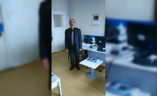 Türk Büro-Sen Kayseri Şubesinde görev değişikliği