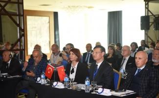 Türk ve Çinli iş adamları İstanbul'da buluştu