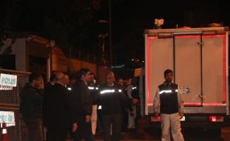 Türk ve Suudi ekip konsolosluktaki incelemelerini tamamladı