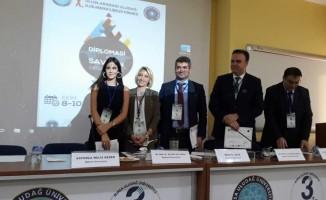 Uludağ Uluslararası İlişkiler Konferansı yapıldı