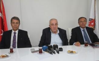 Ulusal basın mensupları FHGC'yi ziyaret etti
