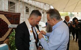 Vali Toprak, Güldal ailesinin düğün törenine katıldı
