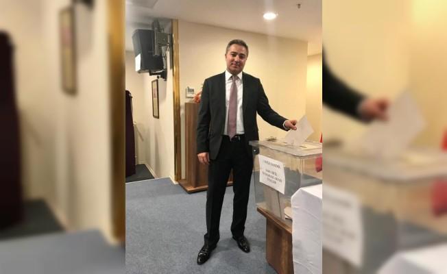 Van Baro Başkanlığına Uçar seçildi