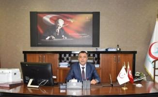 Van Sağlık Müdürlüğüne Sünnetçioğlu atandı