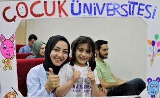 Van YYÜ çocuk üniversitesi başvuruları başladı