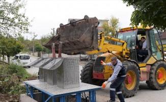 Yerli Çöp Konteynırları yaygınlaşıyor