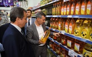 Yeşilyurt'ta 'Enflasyonla topyekun mücadele' programına tam destek