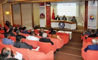 Yönetim Kurulu İTSO'yu üyeleriyle birlikte yönetiyor