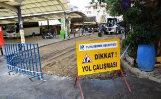Yunusemre Karaköy esnafının talebine duyarsız kalmadı