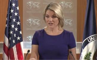 ABD Dışişleri Bakanlığı Sözcüsü Nauert'ten FETÖ açıklaması