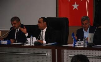 Adana Büyükşehir Belediye Meclisi'nde Ege Bagatur anıldı