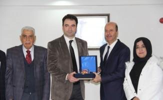 Afyonkarahisar Basın Yayın Derneğinden Başkan Bozkurt'a ziyaret