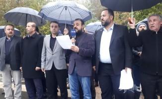 AGD'den İsrail'e tepki açıklaması