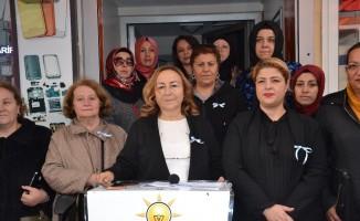 AK Partili kadınlar diyabete dikkat çekti