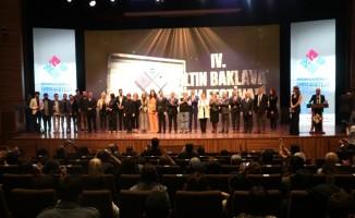 Altın Baklava Film Festivali'nde ödüller sahiplerini buldu