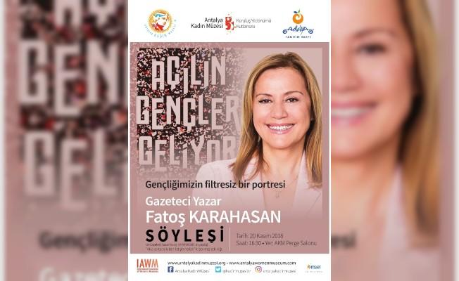 Antalya Kadın Müzesi 3. yılını kutluyor