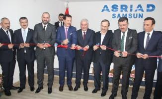 ASRİAD Samsun Şubesi açıldı