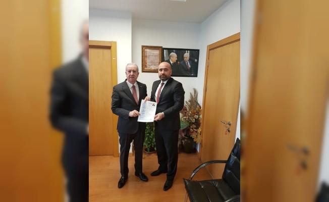 Avukat Ejder Demir'den Büyükşehir Belediyesi için adaylık başvurusu