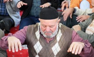 Aydın'da köylüler 10 yıl sonra yağmur duasına çıktı
