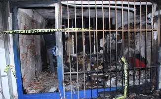 Bağcılar'da yangın: 2 ölü