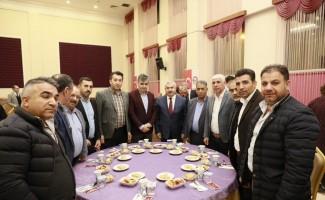 Başkan Baran, STK'lar ile bir araya geldi