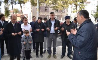 Başkan Bozkurt iş yeri açılışına katıldı