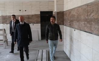 """Başkan Çolakbayrakdar: """"Yeni nesil pazaryeri ve sosyal tesisler Kocasinan'a değer katıyor"""""""