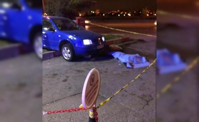 Baskent'te trafik kazası: 1 ölü 2 yaralı