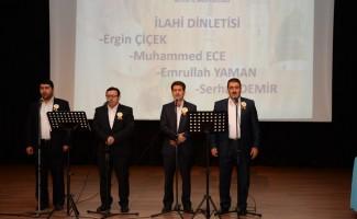 """Bitlis'te   """"Peygamberimiz ve Gençlik"""" konulu program"""
